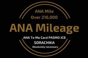 ANA To Me Card PASMO JCB(ソラチカ