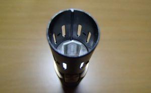 新型アイコス(IQOS 2.4 Plus)ホルダーの加熱ブレード